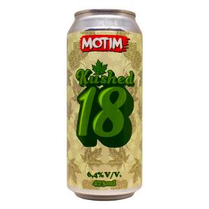 Cerveja Motim Kushed 18 Rye IPA 473ml