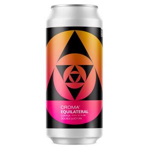 Cerveja Croma Equilateral 473ml