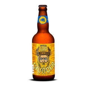 Cerveja Invicta God of Thunder 500ml